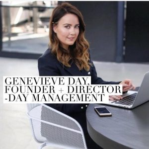 Major girlboss alert!  genevieveday from epic talent agency daymanagementhellip